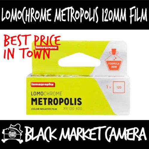 Lomography LomoChrome Metropolis 120 ISO 100-400