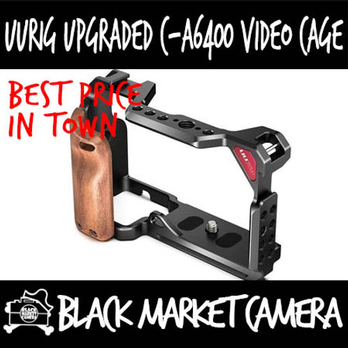 UURig Upgraded C-A6400 Video Cage