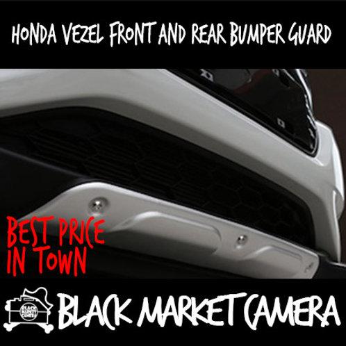 Honda Vezel front and rear bumper guard