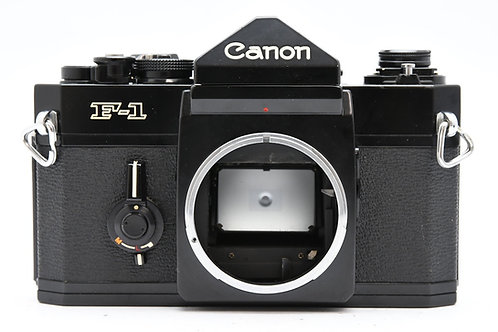 Canon F-1n *Flagship* FD Mount Film SLR (used)