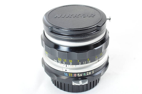 *SOLD* Nikon 50mm F2 Auto H Ai (used)