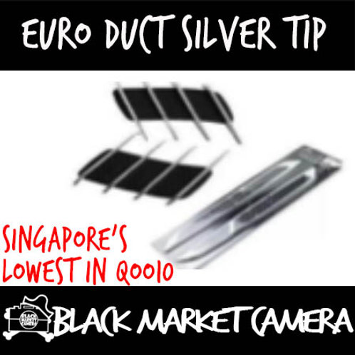 Euro Duct Silver Tip