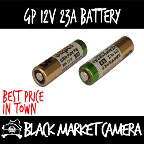 GP 12V 23A Battery (Sold at per piece)