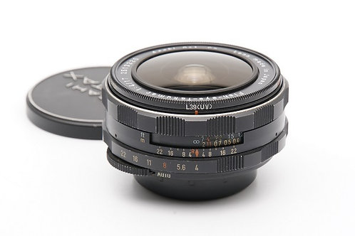 Pentax Fish-Eye-Takumar 17mm F4 M42 Mount 1967 Version (Used)