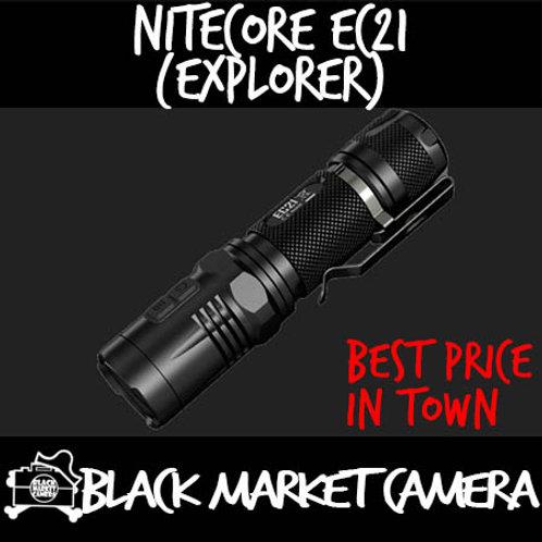 Nitecore EC21 Explorer Series 460 Lumens Unequalled Practicability Torch