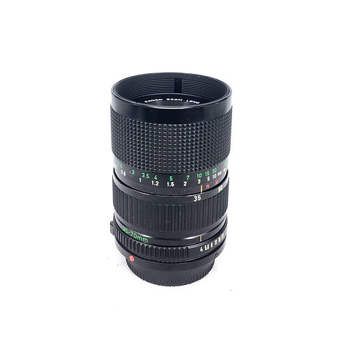 Canon New FD 35-70mm F4 (used)