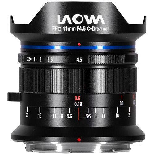 Venus Optics Laowa 11mm F4.5 FF RL Lens For Nikon Z