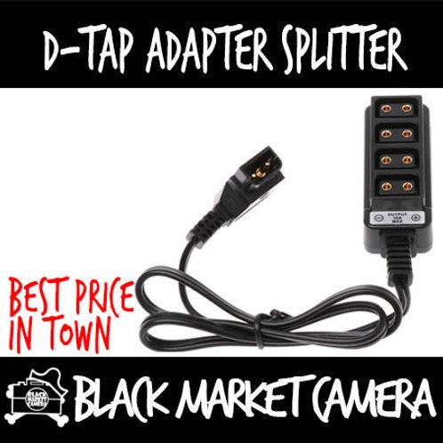 D-Tap Splitter Adapter (4 Ports)