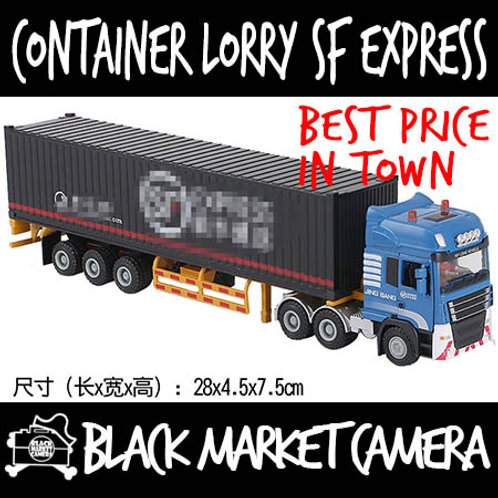 JB 1:50 Container SF Express Line Diecast Model