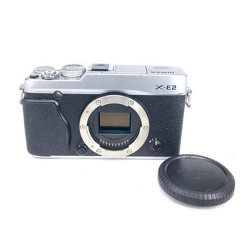 Fujifilm X-E2 FX Mount Digital Camera Silver