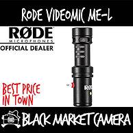 Rode VideoMic ME-L Microphone