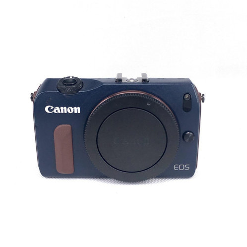 Canon EOS M Body Blue/Brown