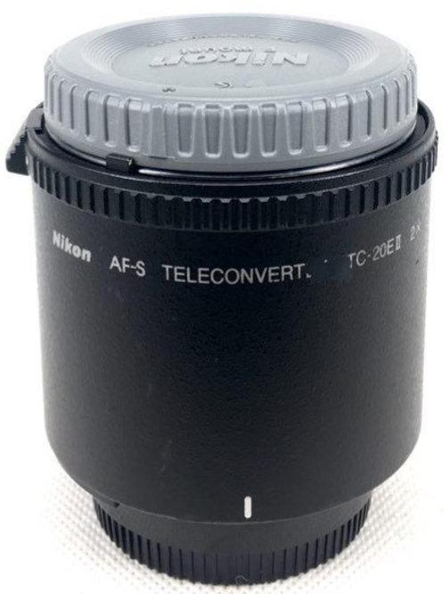 Nikon TeleConverter TC-20E Mk II