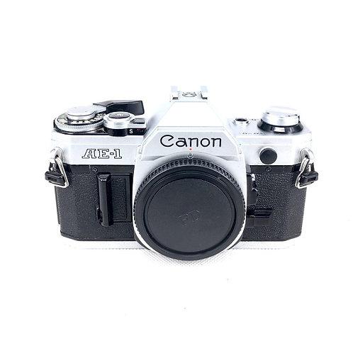 Canon AE-1 (Chrome) Film SLR