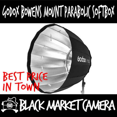 Godox Bowens Mount Parabolic Softbox