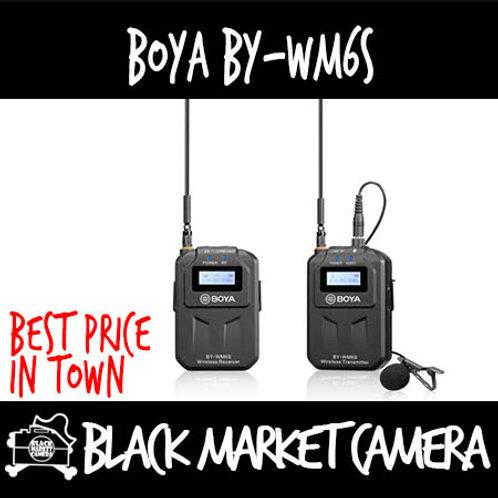 Boya BY-WM6S Microphone