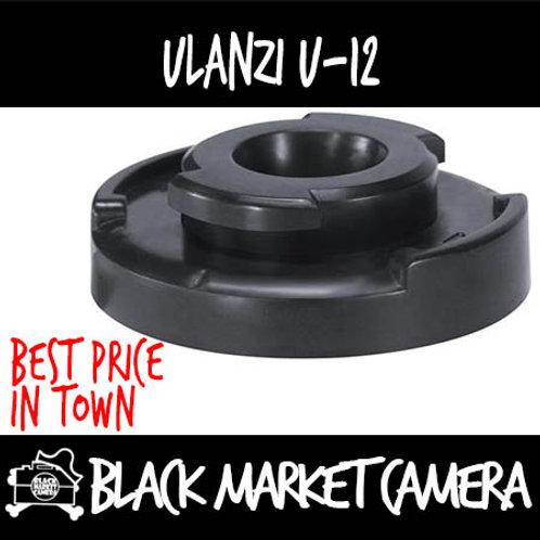 Ulanzi U-12 Quick Release Plate