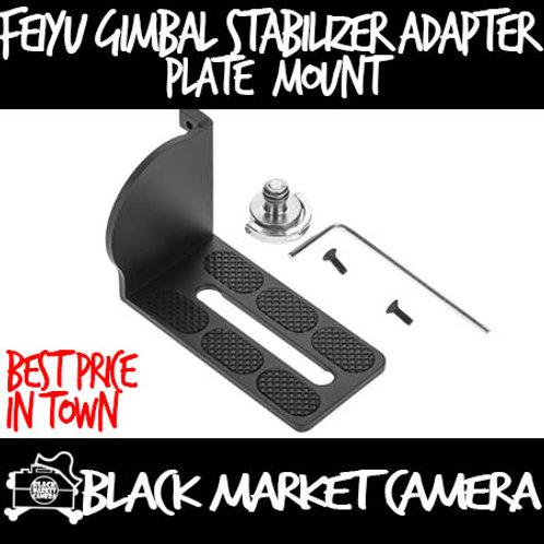 Feiyu G5 & WG2 Gimbal Stabilizer Adapter Plate