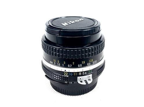 Nikon 20mm F3.5 Ai (used)