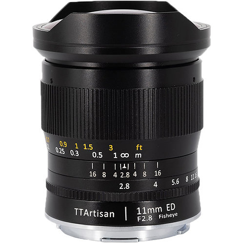 TTArtisan 11mm F2.8 Lens for Leica L