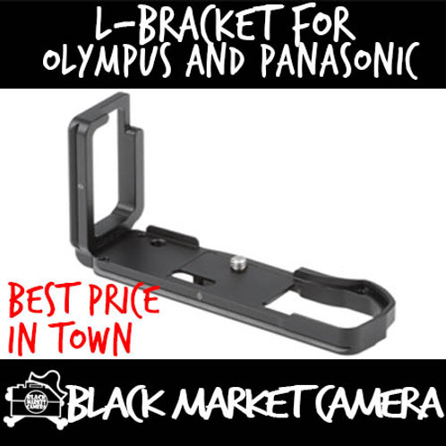 L-Brackets for Olympus and Panasonic