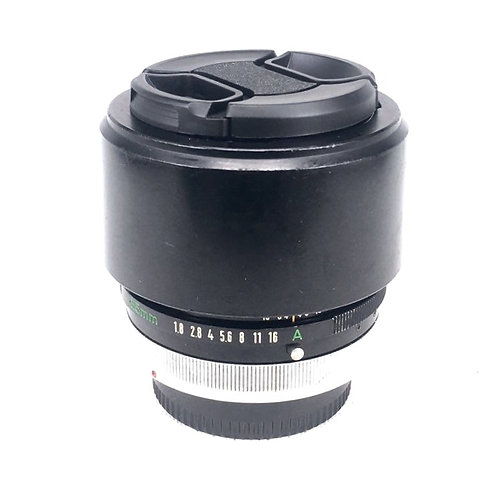 Canon FD 85mm F1.8 SSC (used)