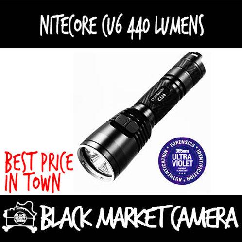 Nitecore CU6 440 Lumens UV Light