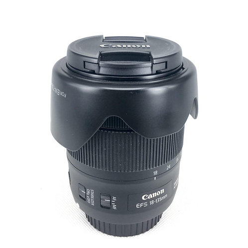 Canon EFS 18-135mm f3.5-5.6 IS Nano USM