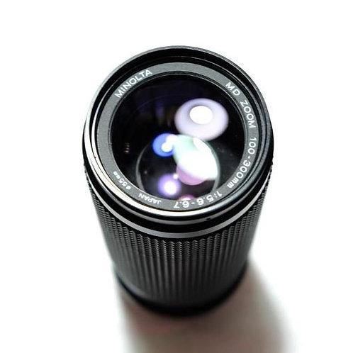 *SOLD* Minolta MD Zoom 100-300mm F5.6-6.7 (used)