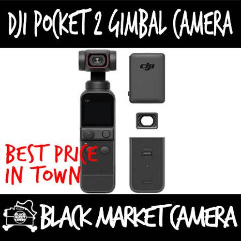 DJI Pocket 2 Basic/Creator Combo * Demo set in store*