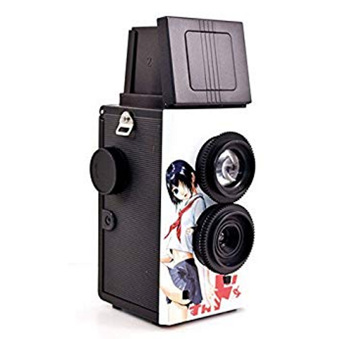 Blackbird Fly 135 Twin Lens Reflex Camera Sundome