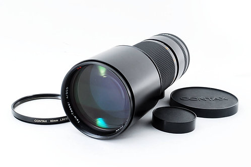 Contax Carl Zeiss Tele-Tessar 300mm F4 T* MMJ CY (used)