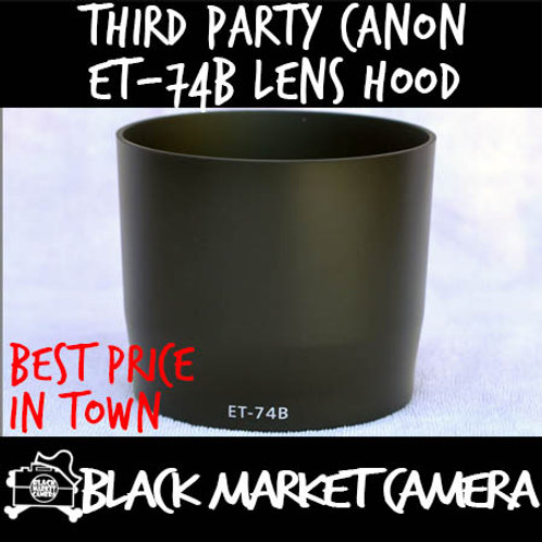 For Canon ET-74B 3rd Party Lens Hood