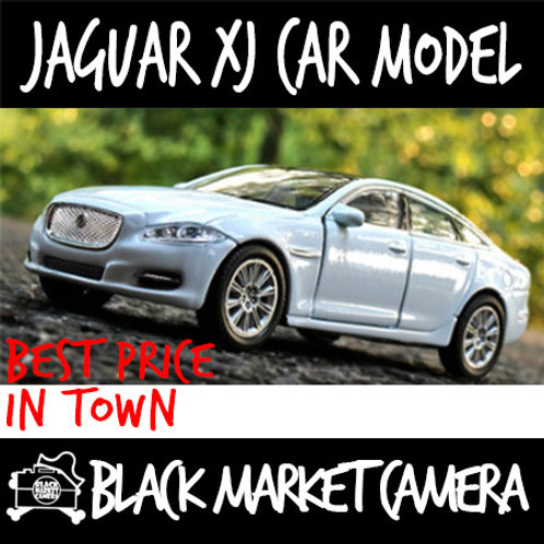 Welly 1:36 Jaguar XJ Car Model