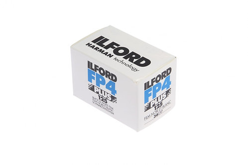 Ilford FP4 Plus 125 Black & White Film (135mm)