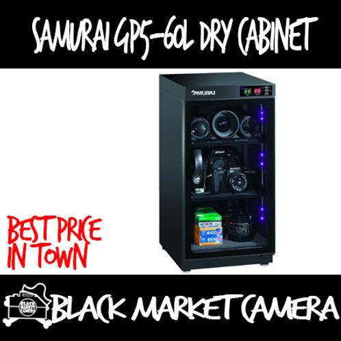 SAMURAI GP5-60L DRY CABINET