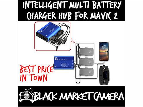 Intelligent Multi Battery Charger Hub for Mavic 2