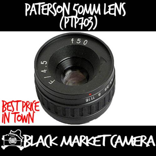 Paterson 50mm Lens for UNiversal Enlarger