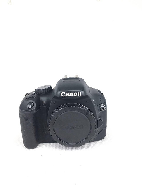 Canon EOS 550D (18MP) (used)