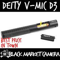 Deity V-Mic D3 On-Camera Microphone