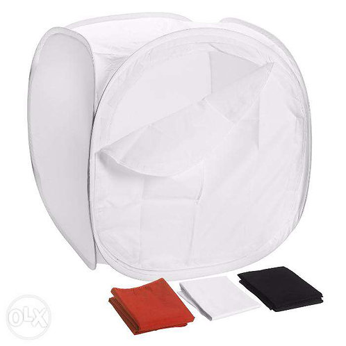 Foldable Light Tent (Various Sizes)