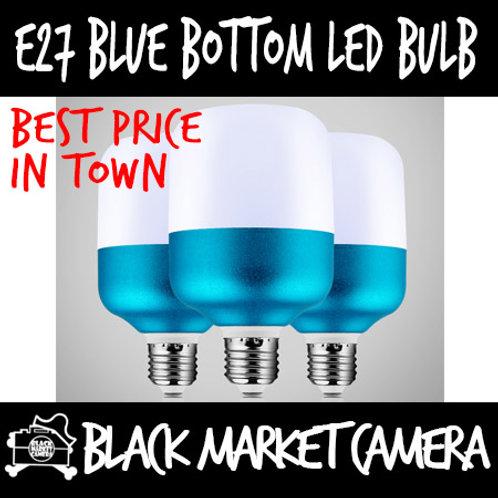 E27 Blue Bottom LED Bulb