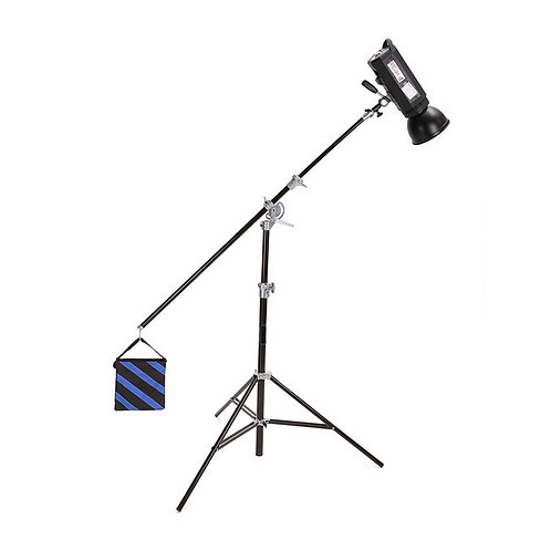 Victory V606 2-in-1 Boom Pole / Light Stand Combo