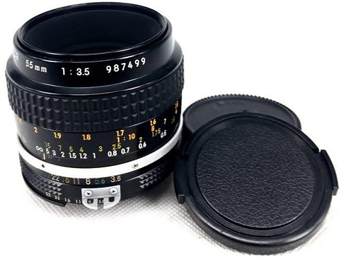 Nikon 55mm F3.5 Micro Ai (used)