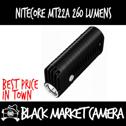 Nitecore MT22A 260 Lumens Flashlight