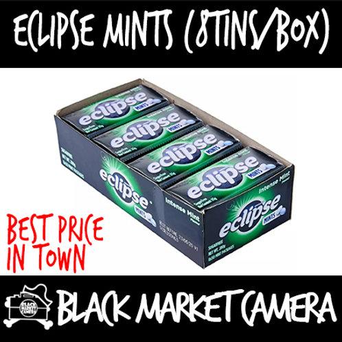 Eclipse Mints (Bulk Quantity, 8 Tins/Box)