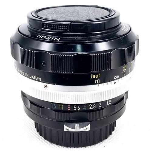 Nikon 55mm F1.2 Auto SC Pre Ai (used)