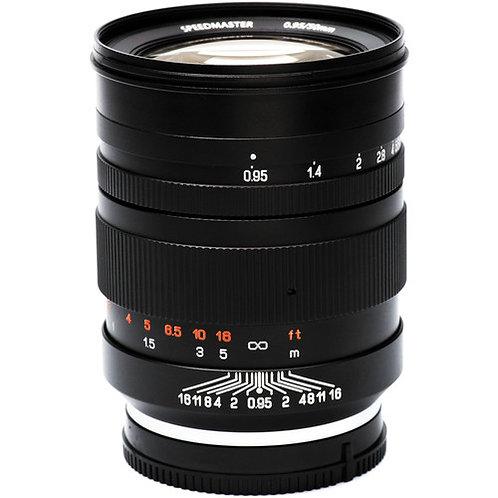Mitakon Zhongyi Speedmaster 50mm f/0.95 Lens for Sony E-Mount