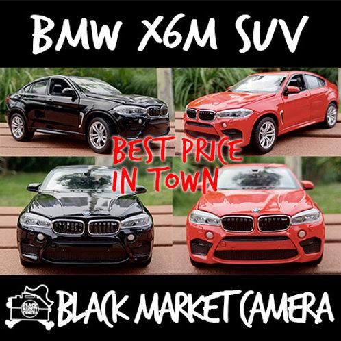Rastar 1:24 BMW X6M SUV Car Model