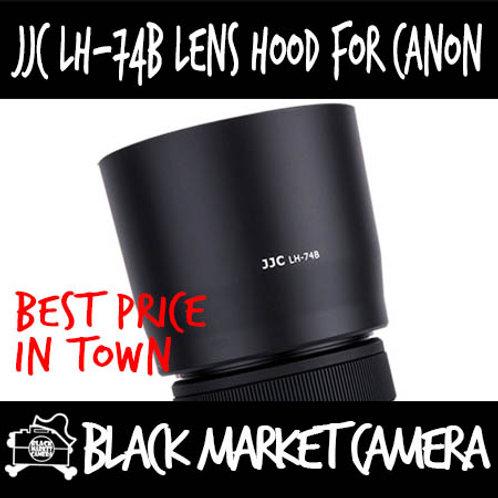 JJC LH-74B Hood for Canon 70-300mm F4-5.6 IS USM II (ET-74B)